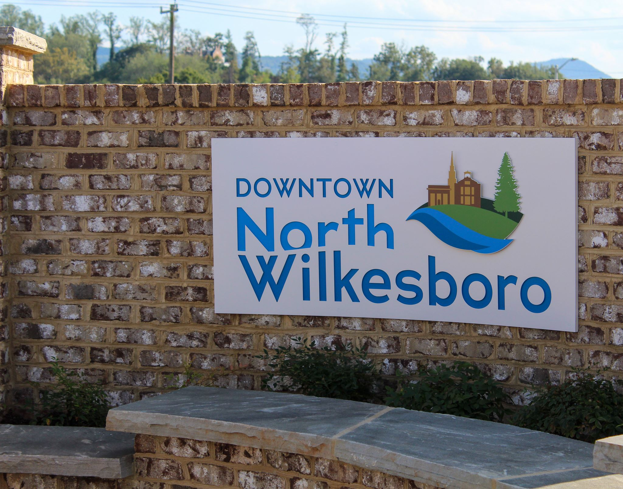 Downtown Gateway Sign